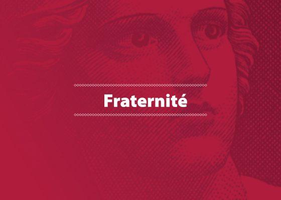 """Ouverture du chapitre """"Fraternité"""", exposition de photographies sur la citoyenneté à Saint-Nazaire."""
