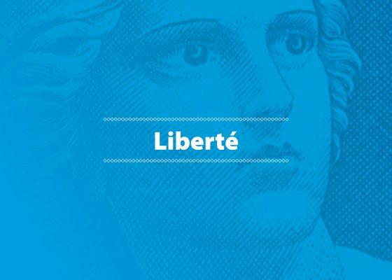 """Ouverture du chapitre """"Liberté"""", exposition de photographies sur la citoyenneté à Saint-Nazaire."""