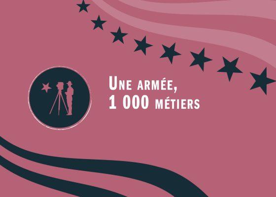 """Ouverture du chapitre """"Une armée, 1000 métiers"""" de l'exposition """"Saint-Nazaire à l'heure américaine""""."""