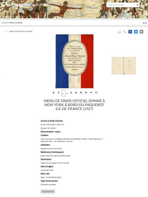 Notice du portail des collections de l'Écomusée de Saint-Nazaire.