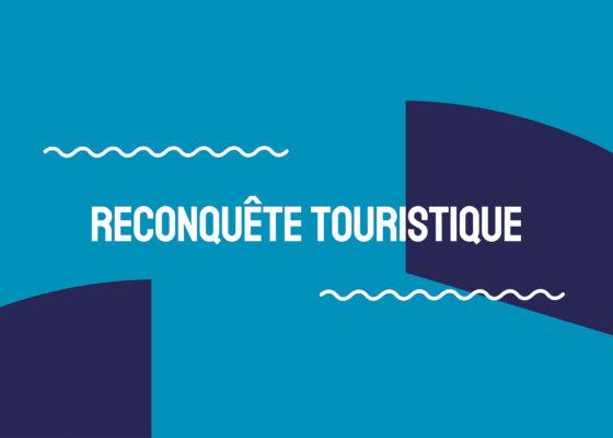"""Ouverture du chapitre """"Reconquête touristique"""", exposition Chronique de la vieille entrée."""