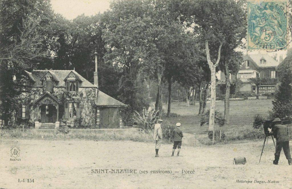 Carte postale présente dans l'exposition