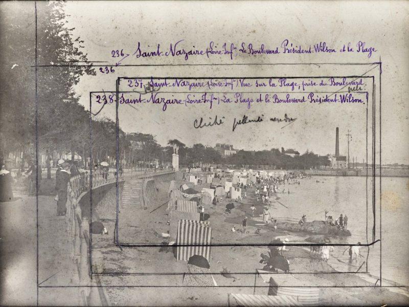 Tirage photographique de François Chapeau